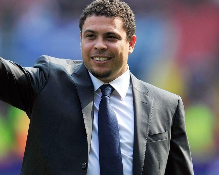 Ronaldo, um fenômeno também nos negócios