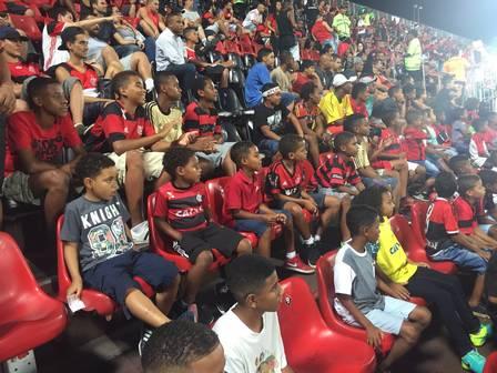 Flamengo distribui ingressos