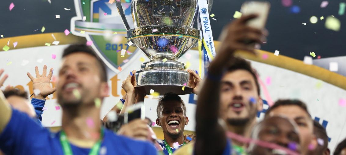 Cruzeiro 2017 faturamento