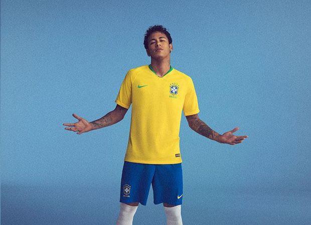 Fornecedores de uniforme da Seleção Brasileira