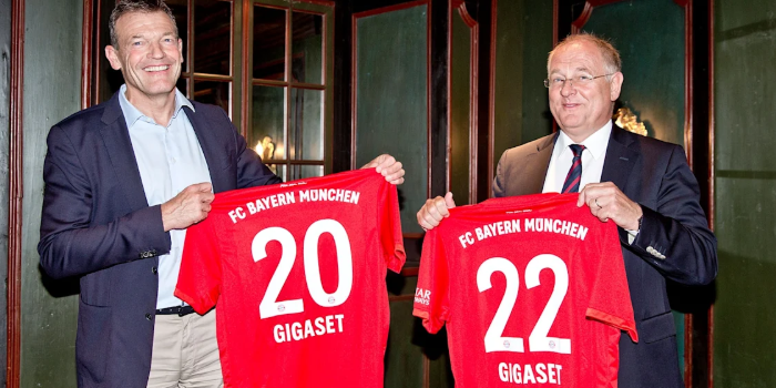 Bayern e Gigaset