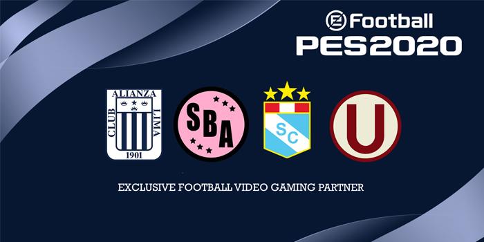 Konami assina com clubes peruanos