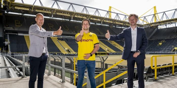 Borussia Dortmund e Startup