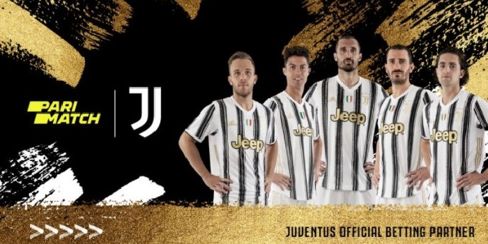 Juventus e Parimatch